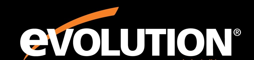 Evolution Power Tools Logo.